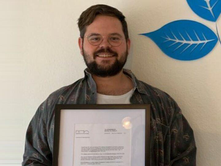 Välkommen Jesper Thomá – vår nya föreståndare för Kurera hem!