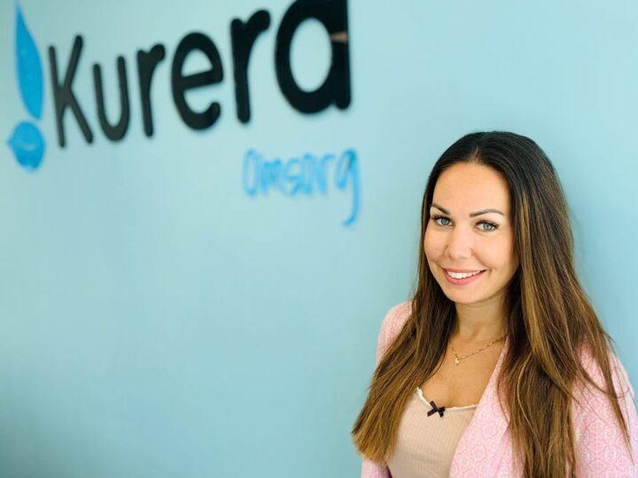 Välkommen Miriam, Kurera hems nya familjehemskonsulent!