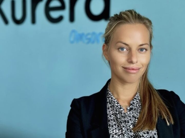 Vi välkomnar Sandra Björklund Riesbeck!